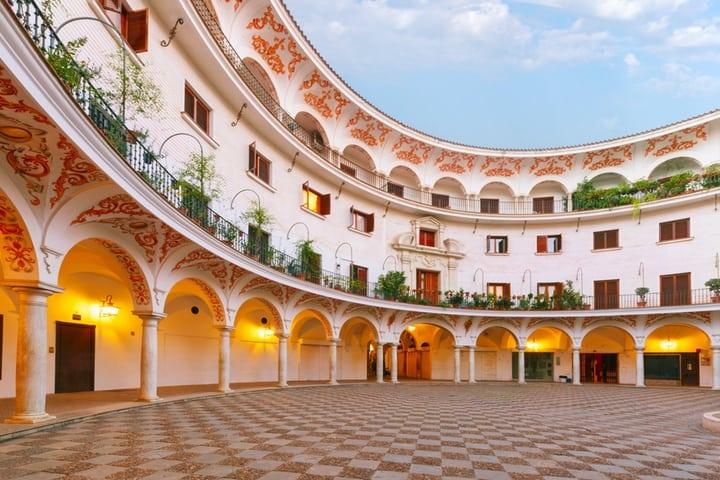 plaza cabildo siviglia