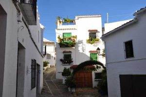 tour Andalusia in auto